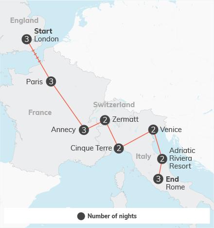 European Discovery - 22 days 18