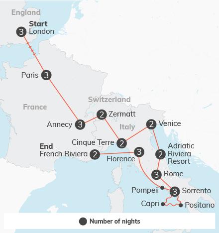 European Discovery - 30 days 26