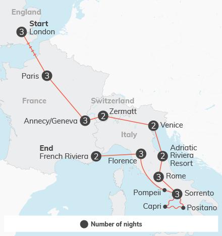 European Experience - 28 days 17