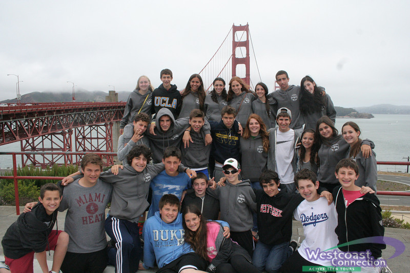 US Explorer - Golden Gate Bridge