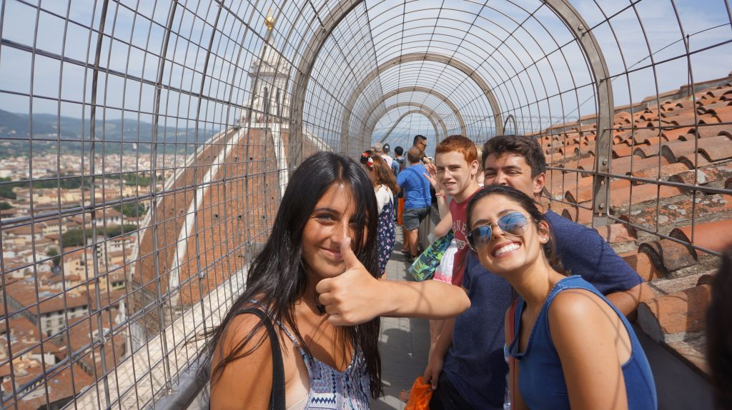 Studying abroad in high school