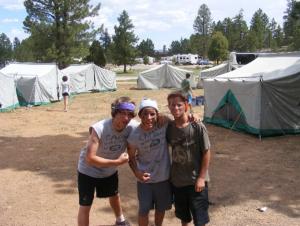 Campsite Games
