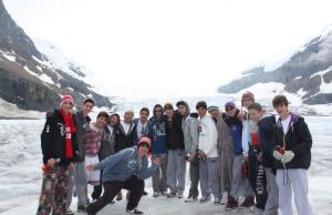 Glacier Trecking