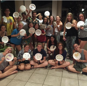 Hawaii Community Service with Paper Plate Awards