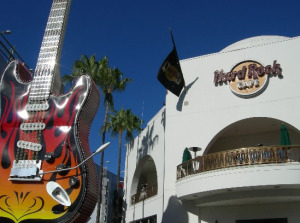 Hard Rock at City Walk Universal