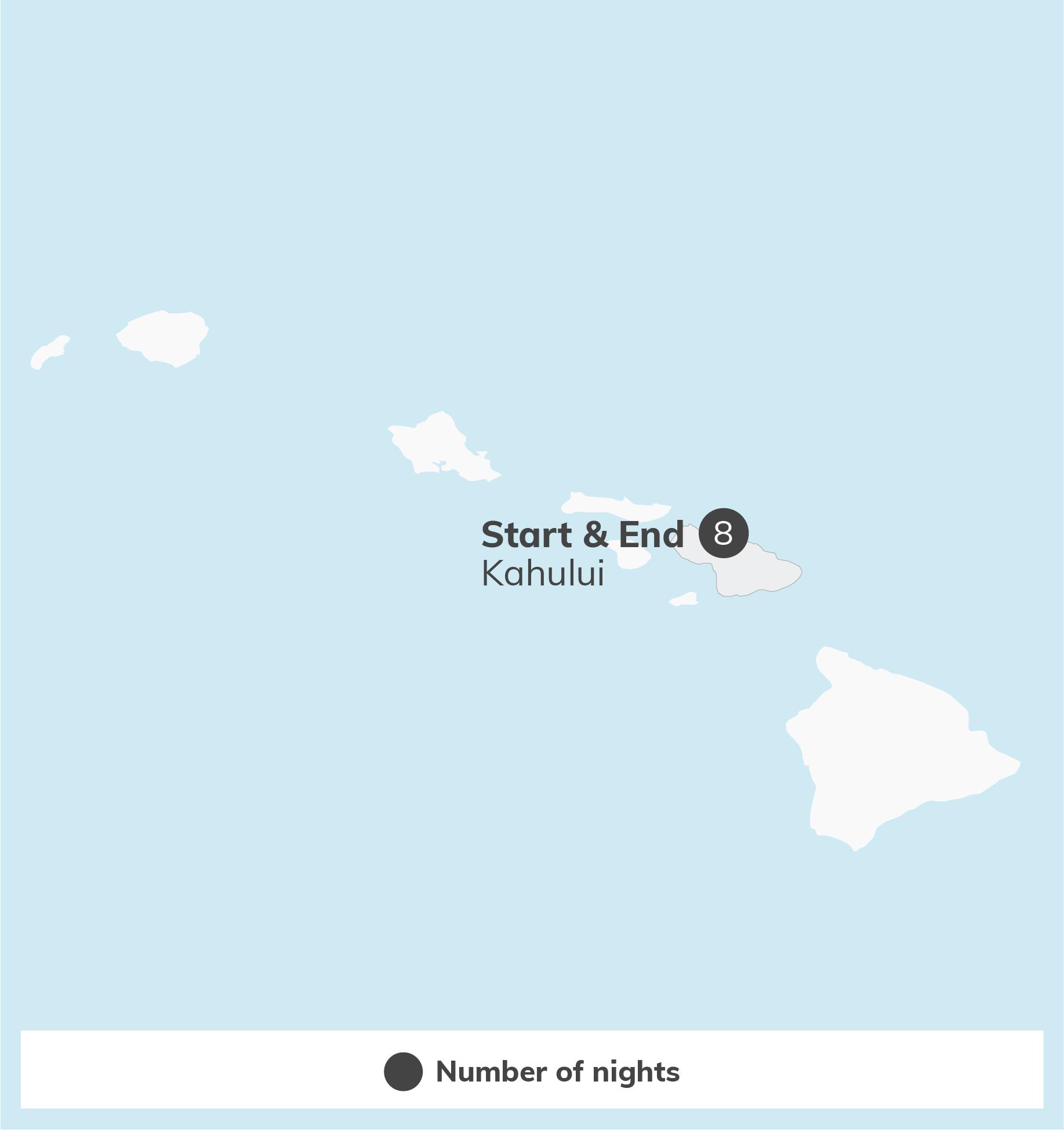 Hawaii Community Service - 10 days