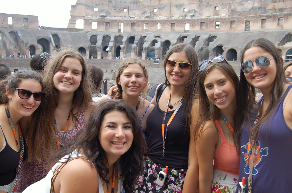 European Experience at the Coloseum