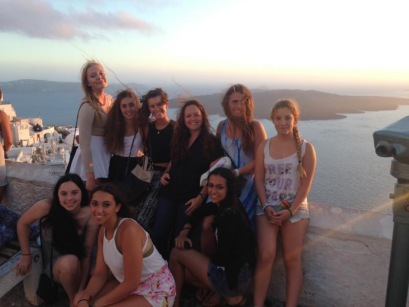 Backpack Greek Islands in Naxos