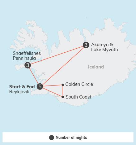 Iceland - 13 days 1