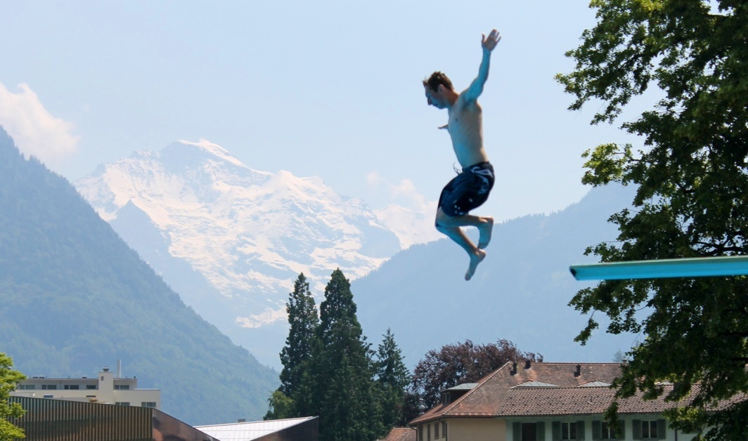OT Backpack France, Switzerland, Italy