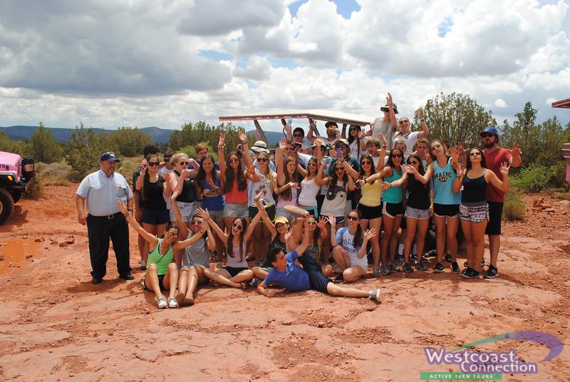 Californian Extravaganza Pink Jeep Tour