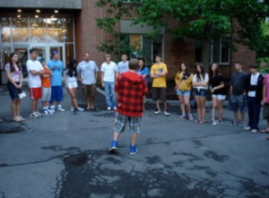 Ice Breakers at Cornell