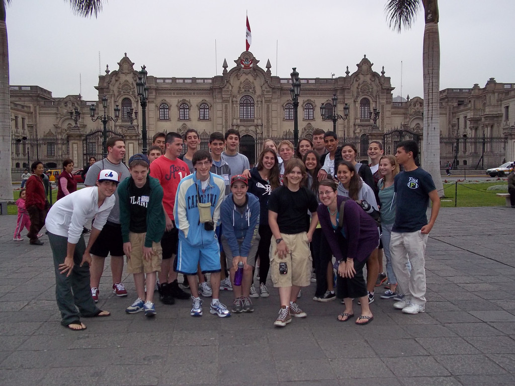 Peru Language Group Shot