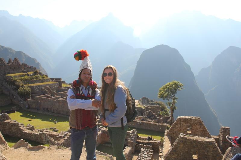 Peru Community Service at Machu Picchu