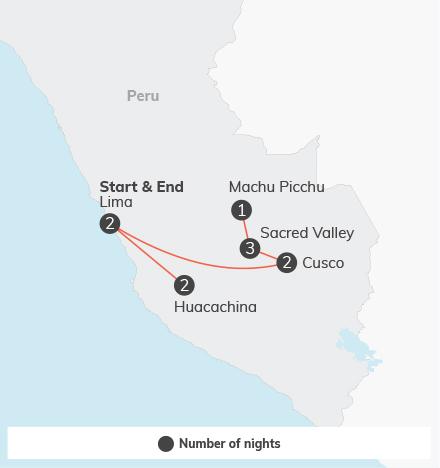 Peru Adventure - 11 days 3