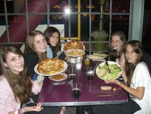 Scrumptious Pizza