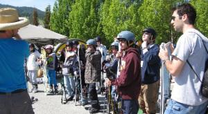 Ski Briefing