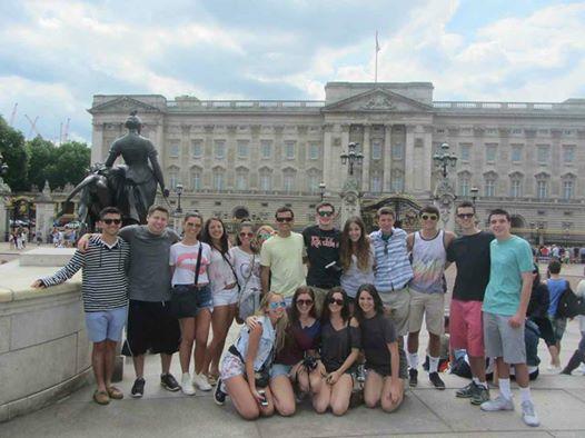 European Experience at Buckingham Palace