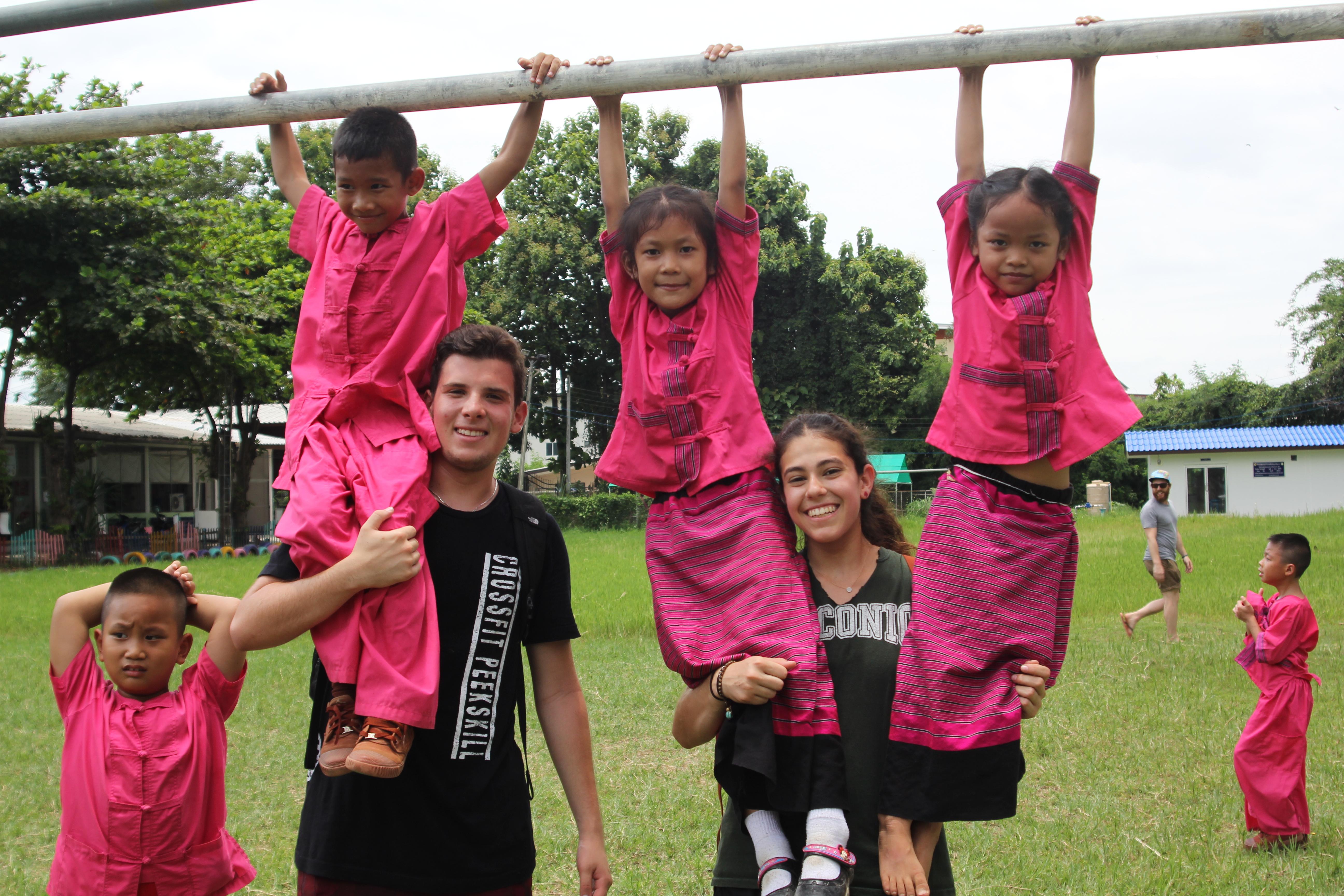 Thailand Community Service