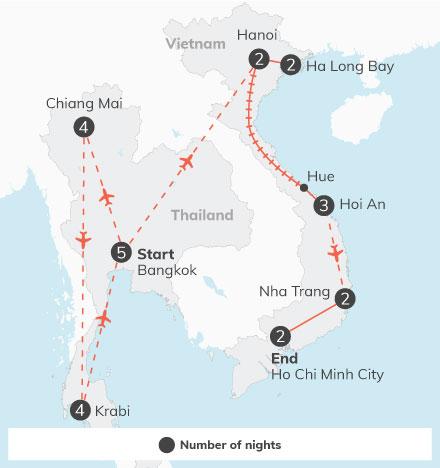 Thailand & Vietnam Adventure - 27 days 19