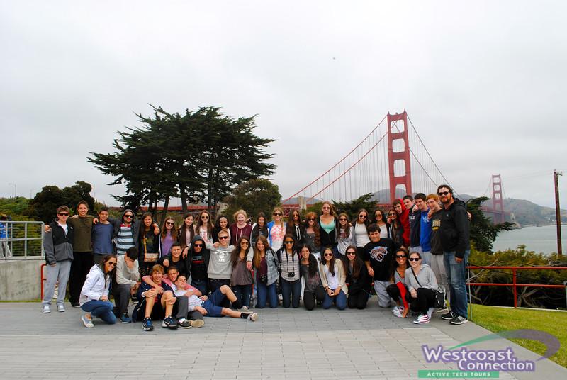 Californian Extravaganza San Fransisco