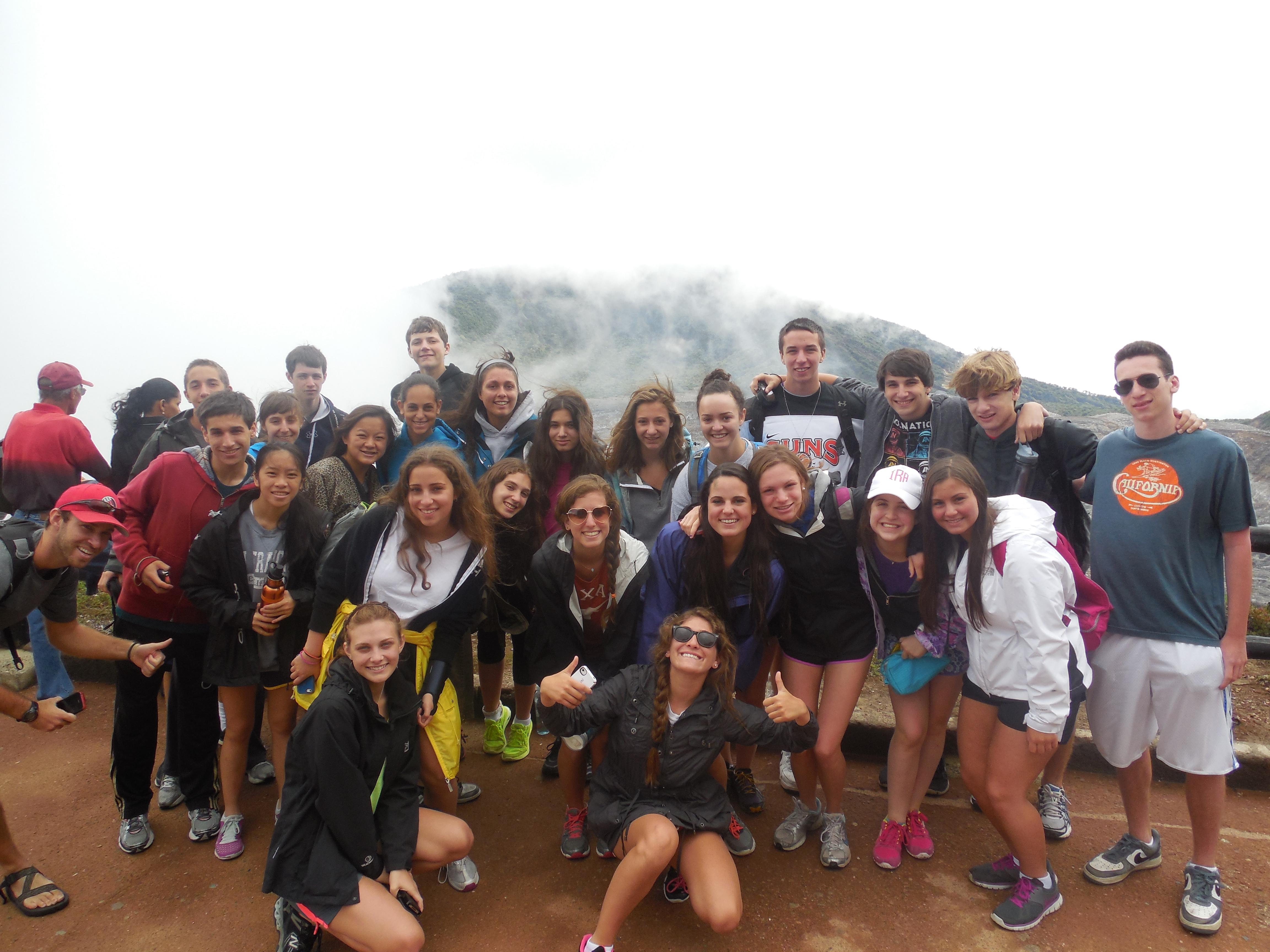 Volcano-Costa Rica Combo