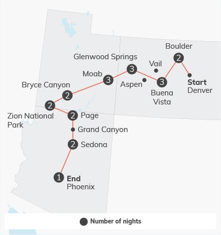 Colorado, Utah & Arizona Adventure - 21 10