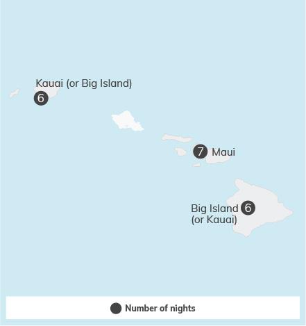 Hawaii Adventure - 14 days 2