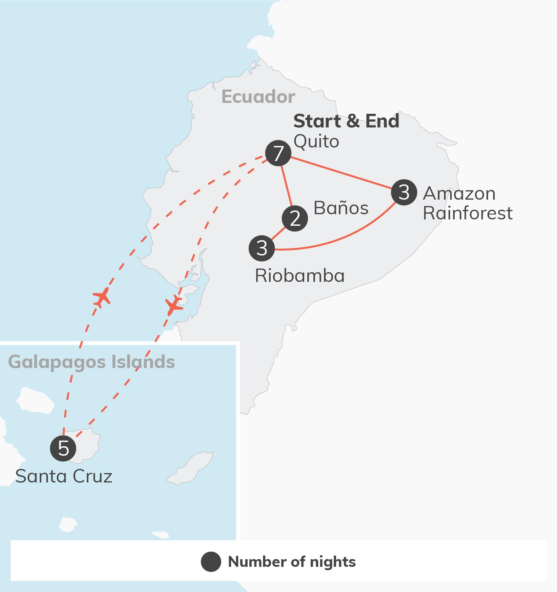 Ecuador & the Galapagos Community Service - 21 days 1