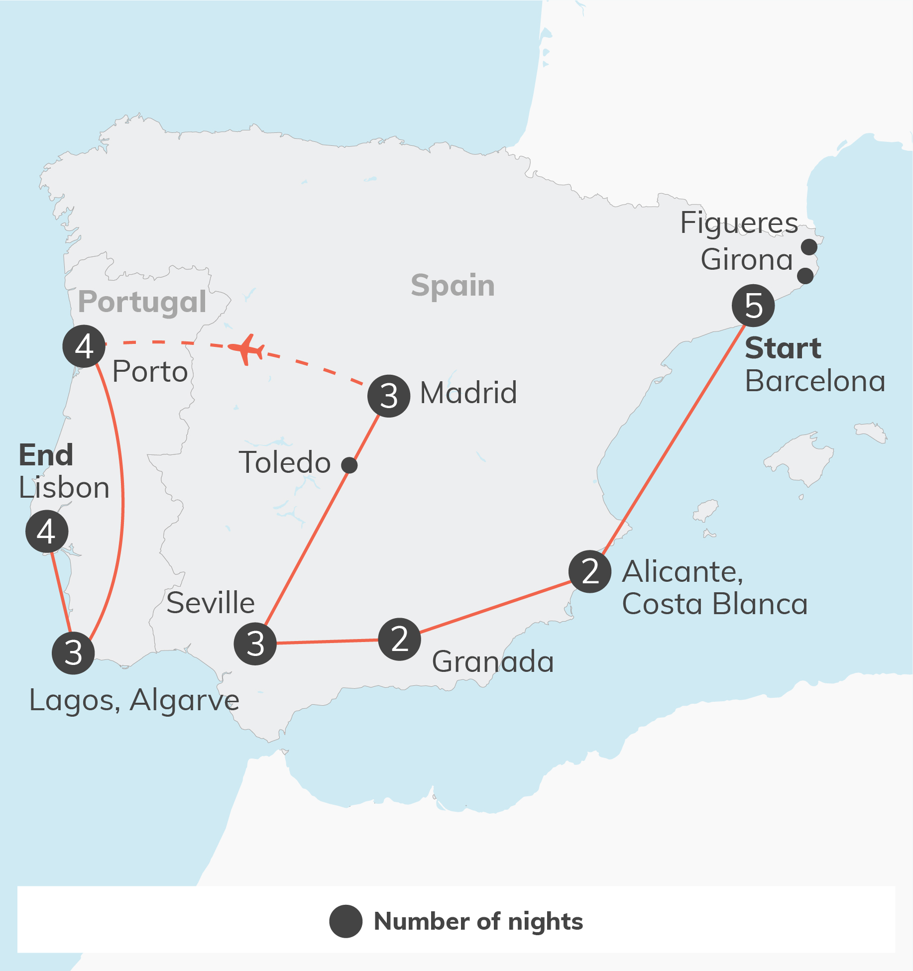 Spain & Portugal - 28 days 17