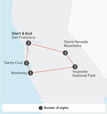 California Adventure - 12 days 13