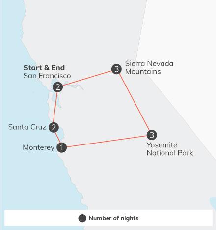 California Adventure - 12 days 15