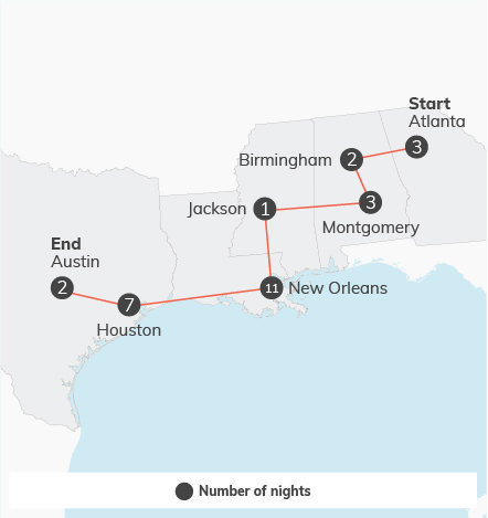 Civil Rights and Disaster Relief: Rebuilding the American South - 30 days 14