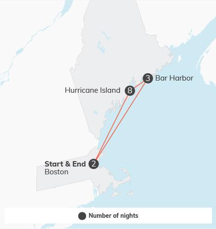Maine: Sustainability & Island Exploration - 14 days 7