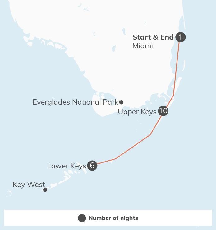 Florida Keys: Marine & Wildlife Conservation - 18 days 12