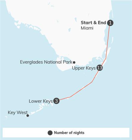 Florida Keys: Marine & Wildlife Conservation - 18 days 13