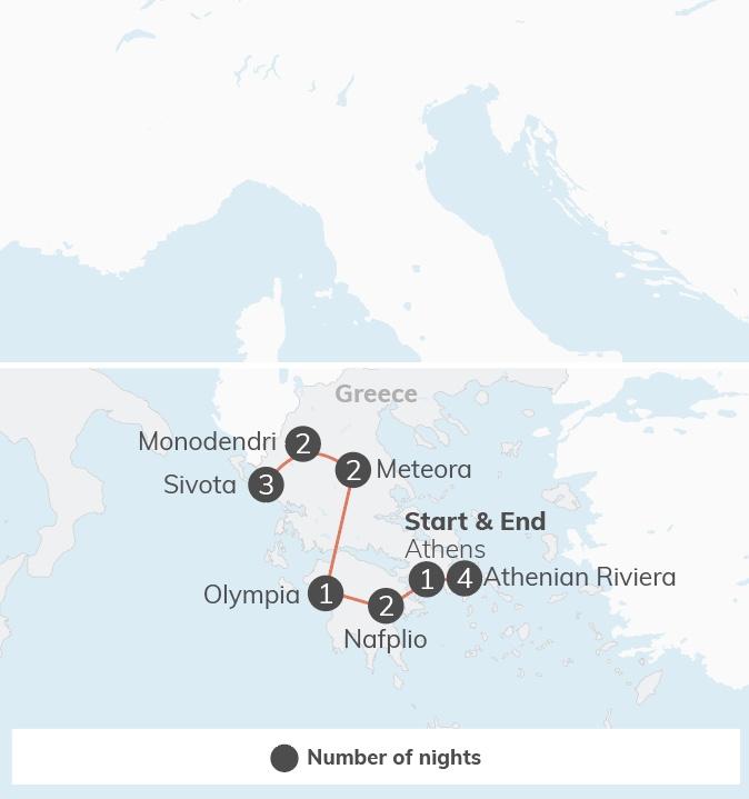 Greece - 17 days  [03/27/2020] 6
